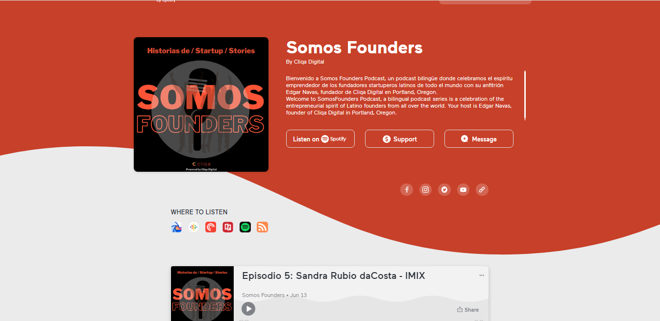 Episodio 5 - Somos Founders